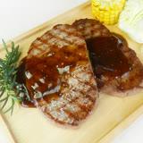 好神 精緻日和牛漢堡肉排3片組(120g±10%/片)