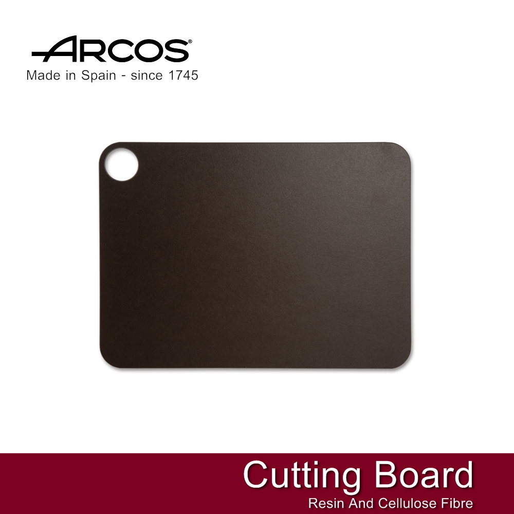《ARCOS》西班牙阿科斯 樹脂木纖維砧板 377x277mm (691700)