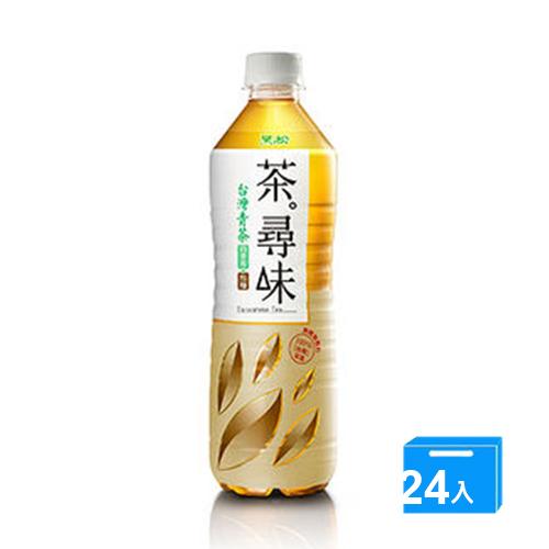 黑松茶尋味台灣青茶590ml*24