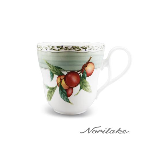 【日本Noritake】果園馬克杯-綠