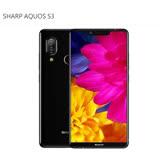夏普拍照更進化!SHARP AQUOS S3 全球最小六吋異形全螢幕手機(4G/64G)