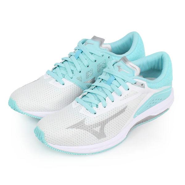 MIZUNO 女 SONIC 女路跑鞋WAVE SONIC 美津濃 慢跑鞋- J1GD173403