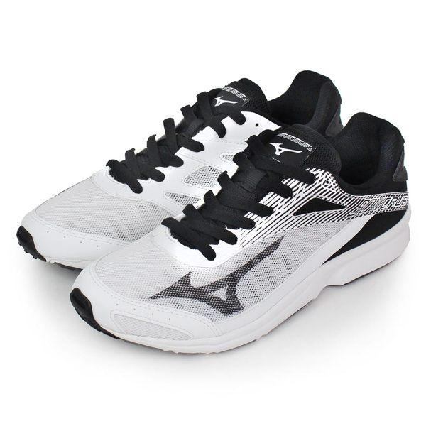 MIZUNO 男 SONIC RUSH 路跑鞋SONIC RUSH 美津濃 慢跑鞋- J1GA188309