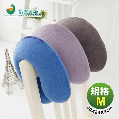 格藍傢飾 驅蚊防蹣舒壓護頸枕-小 30x29x9 cm