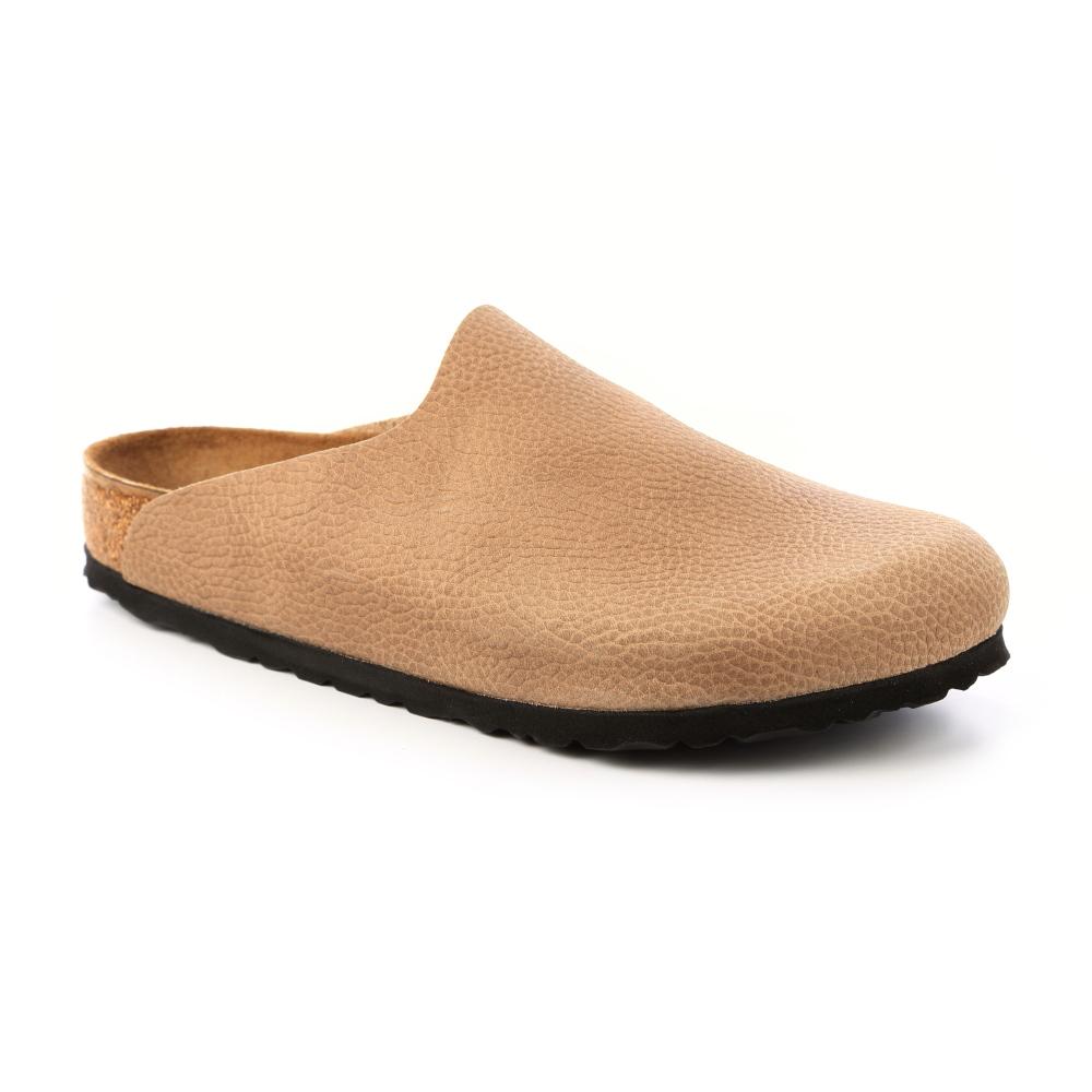 勃肯BIRKENSTOCK 1006719。AMSTERDAM 阿姆斯特丹 包頭拖鞋(米褐色)