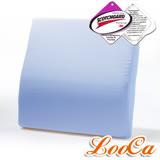 (團購) LooCa 吸濕排汗釋壓腰靠墊 1入 (共4色)