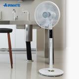 【AIRMATE 艾美特】八字擺頭16吋節能遙控立地電扇 FS4063DR