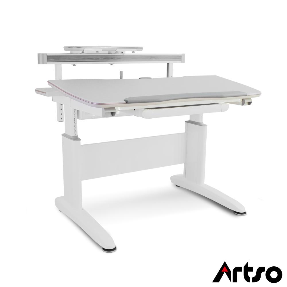 【Artso亞梭】DA桌/桌板105cm 機械式可調桌面傾仰設計遠離腰酸背痛人體工學書桌健康傢俱/電腦桌