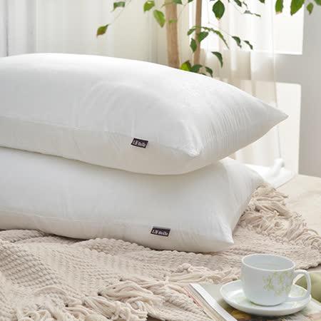 義大利La Belle 可水洗抑菌枕2入