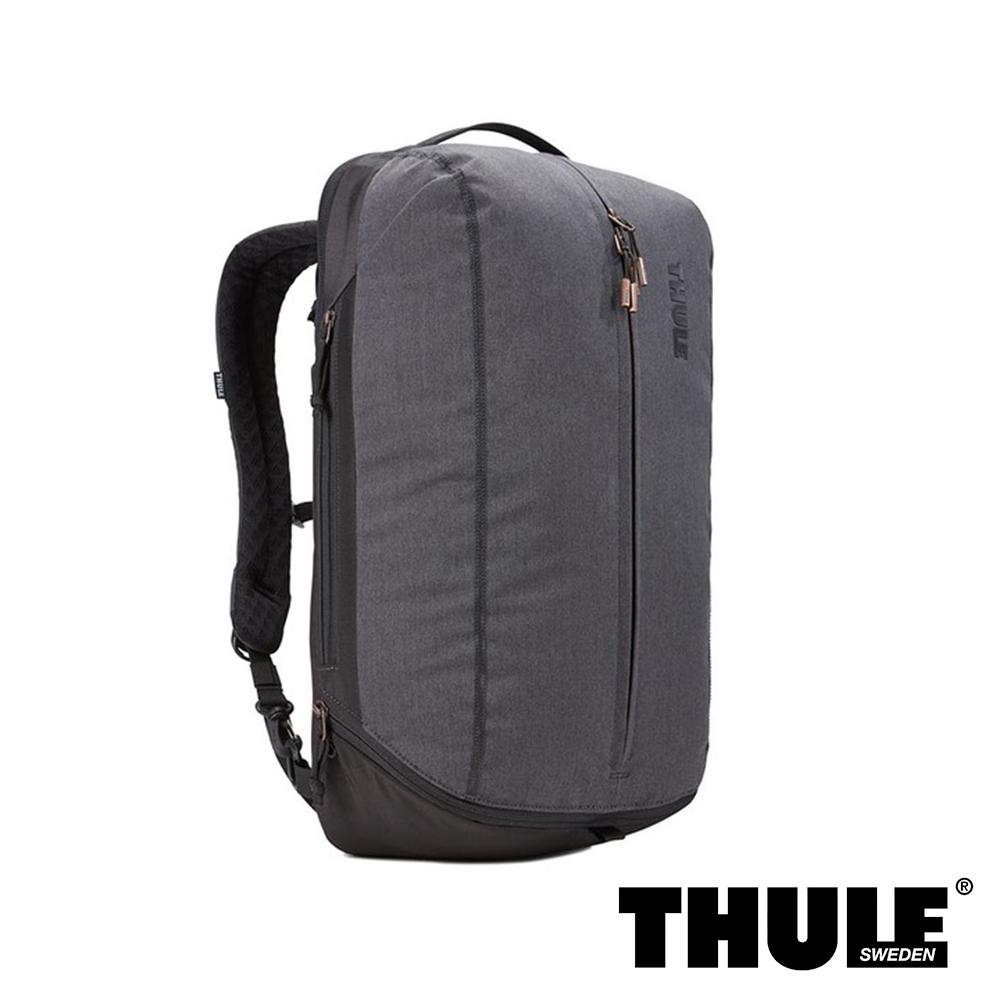 Thule Vea 21L 丹寧風雙用筆電後背包 (黑色/適用 15 吋筆電)