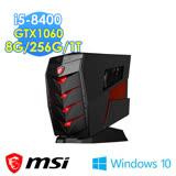 msi微星 Aegis 3 8RC-002TW i5-8400 GTX1060 Win10 電競桌機