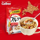 Calbee 卡樂比富果樂水果麥片2袋(500g*2)