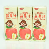 Yakult 養樂多 100%蘋果汁(200mlx24入)
