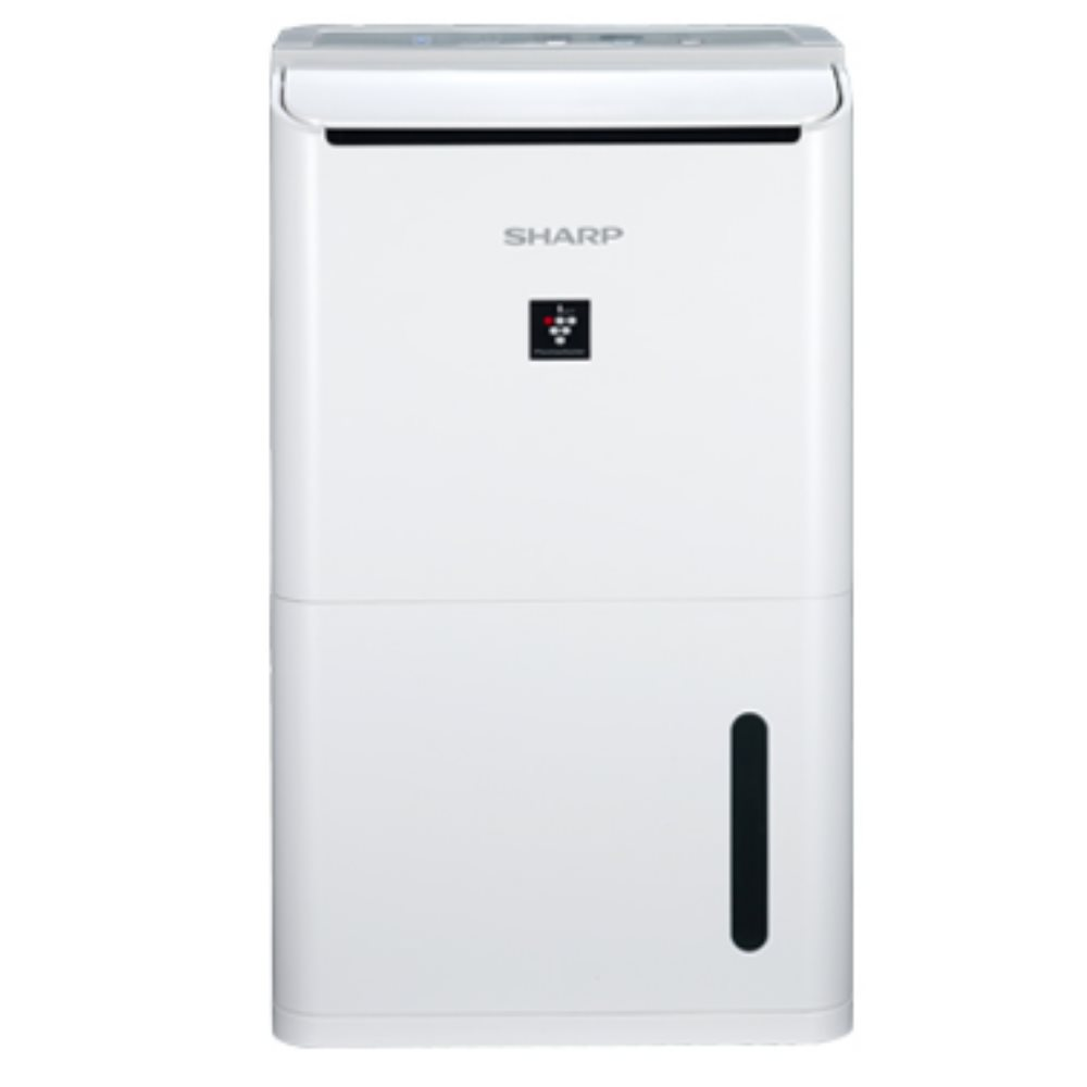 SHARP 夏普8.5L自動除菌離子清淨除濕機 DW-H8HT-W