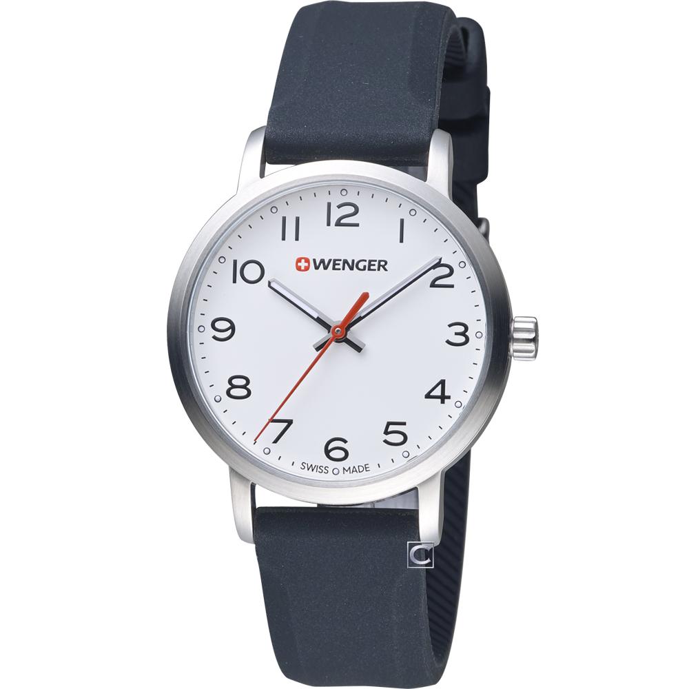 瑞士 WENGER Avenue 城市美學時尚腕錶 01.1621.103