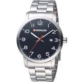 瑞士 WENGER Avenue 城市時尚腕錶 01.1641.102