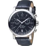 瑞士 WENGER 雅痞風範計時腕錶 01.1043.112