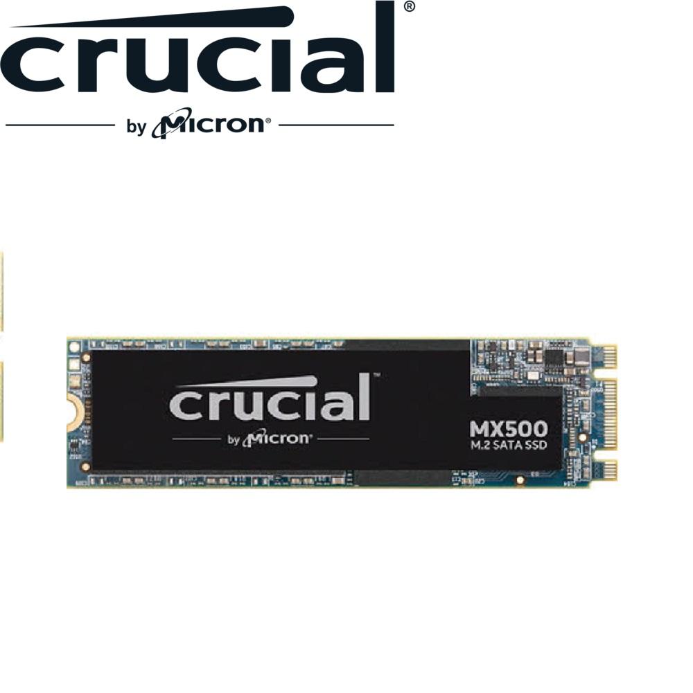 Micron Crucial MX500 500GB ( M.2 Type 2280SS ) SSD