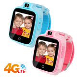 (免運)IS愛思 CW-04 4G LTE兒童智慧手錶/定位手錶/兒童安心手錶/支援Line通話【馬尼通訊】