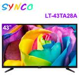 【SYNCO新格】43吋 LED液晶顯示器 LT-43TA26A