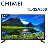 [促銷] CHIMEI奇美 32吋低藍光LED液晶顯示器+視訊盒 TL-32A500