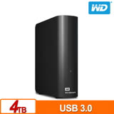 WD Elements Desktop 4TB 3.5吋外接硬碟(SESN)