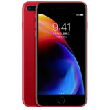 Apple iPhone 8 Plus (64G)-紅色【送-原廠充電線+HANG無線充電盤+9H玻璃貼+空壓殼】