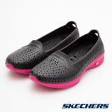SKECHERS (女) 時尚休閒系列 H2 GO - 14690BKHP