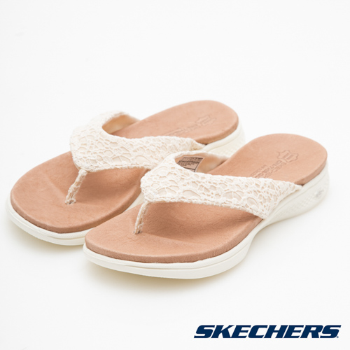 SKECHERS (女) 時尚休閒系列 ON THE GO LUXE - 15321NAT