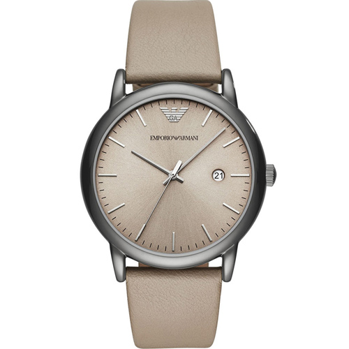 EMPORIO ARMANI Classic 簡約風時尚腕錶 AR11116