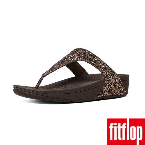 FitFlop TM-GLITTERBALL TM TOE-THONG-銅色