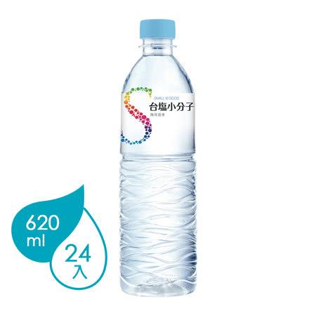 【台鹽】 小分子海洋活水620ml