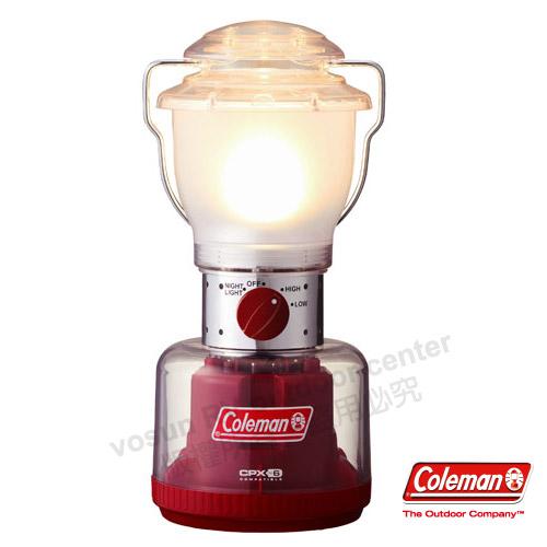 【美國 Coleman】CPX6倒掛式LED營燈 III /三段式露營燈.汽化燈造型氣氛燈.餐桌燈/適露營.釣魚.野外探險/ CM-27302