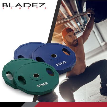 【BLADEZ】奧林匹克槓片90KG大重量組合