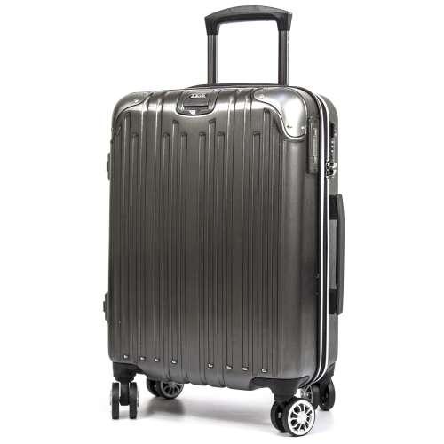 【Audi 奧迪】 20吋 崁入式秤重行李箱