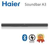Haier海爾 藍牙無線Soundbar聲霸(A3)※送HDMI線