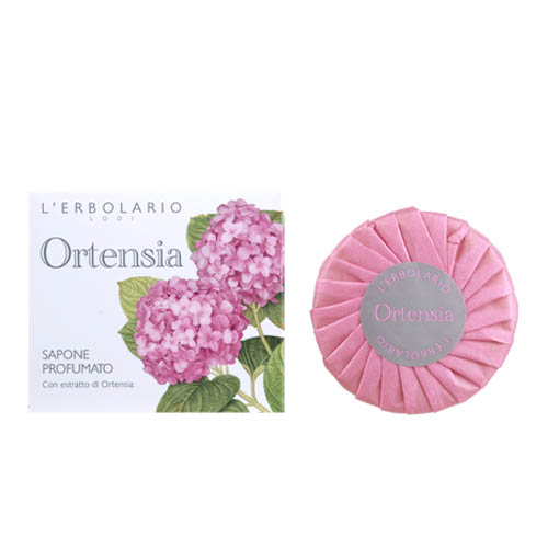 蕾莉歐 繡球花芳香植物皂100g