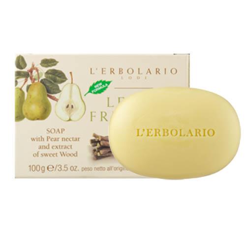 蕾莉歐 果木芳香植物皂 100g