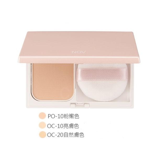 NOV 娜芙 防曬粉餅 (含盒) SPF30(自然膚色) 12g
