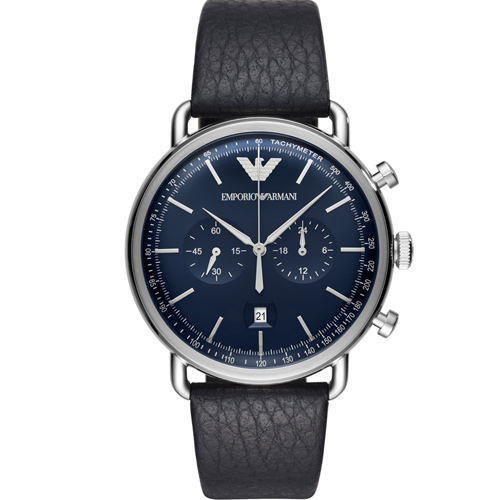 Emporio Armani 復刻時尚計時腕錶 AR11105