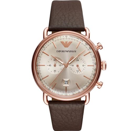 Emporio Armani 復刻時尚計時腕錶AR11106