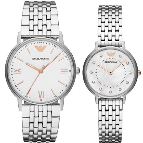 Armani  相遇時分時尚對錶 AR80014