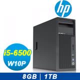 HP Z240 TWR 6代i5 Win10Pro 繪圖工作站