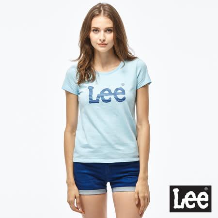 Lee  反摺牛仔短褲