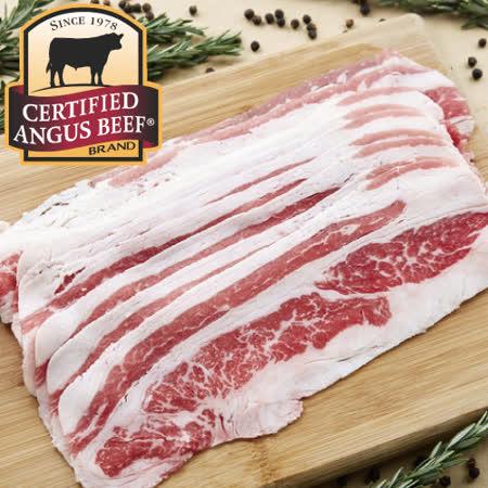 安格斯 凝脂厚切牛五花肉片6包
