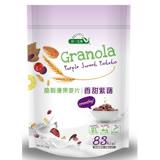 [統一生機]脆穀優果麥片-香甜紫藷240g