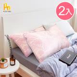 ASSARI-日式高彈性透氣舒眠枕(2入)