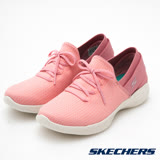 SKECHERS (女) 健走系列 YOU - 14965PNK