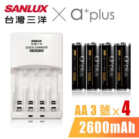 a+plus充電電池特賣會