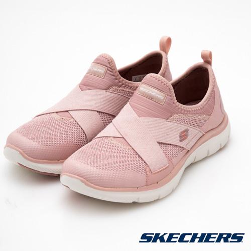 SKECHERS (女) 運動系列 Flex Appeal 2.0 - 12752ROS